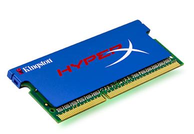 Kingston asegura que los nuevos kits sacarán el máximo partido de los procesadores Intel Core Mobile
