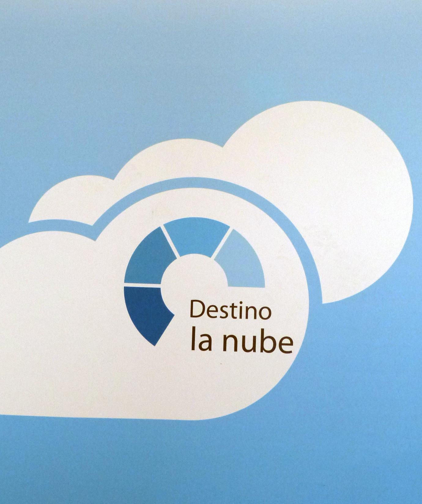 destino la nube microsoft 2012