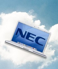 nec cloud storage