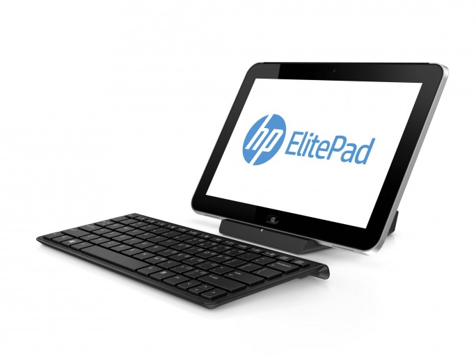 HP ElitePad 900 Docking Station and Keyboard