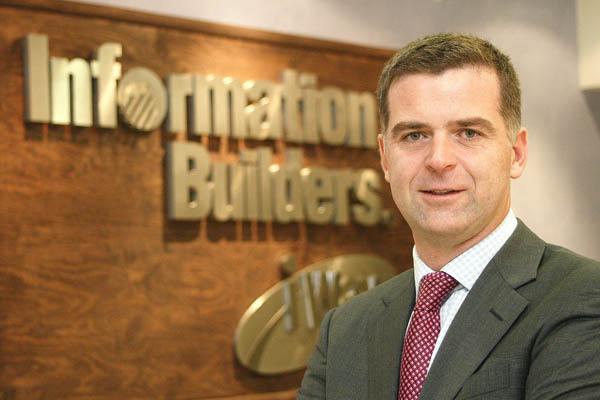Miguel Reyes, director general de Information Builders para Iberia y México