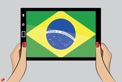 tableta brasil