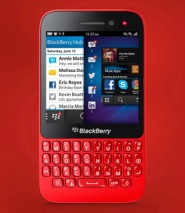 BlackBerryQ5-red