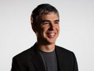 Larry Page (Imagen por cortesía de Google - www.google.com)