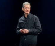 Tim Cook (Imágenes por cortesía de Apple - apple.com)