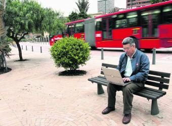 Bogotá ya cuenta con varias zonas WiFi en diversos barrios.