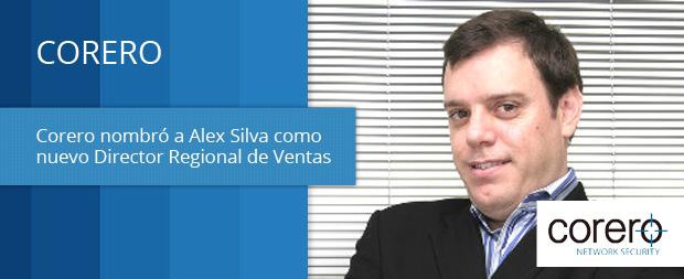 corero-nombrc3b3-a-alex-silva-como-nuevo-director-regional-de-ventas