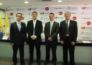 Apertura del centro de investigación tecnológica de Bogotá