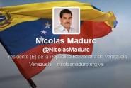 cuenta twitter maduro