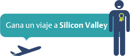 Uno de los premios para Bakía es un viaje a Silicon Valley, centro de la tecnología mundial.