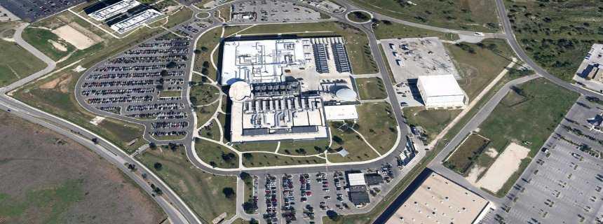 Una de las grandes instalaciones de la NSA