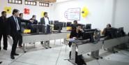 Imagen del Punto Vive Digital Plus instalado en el barrio bogotano de Suba