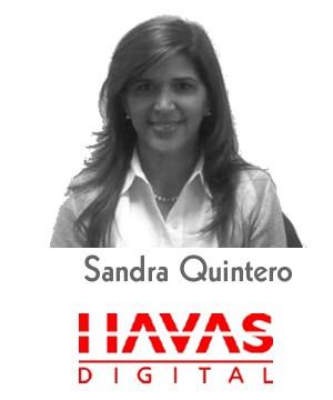 Hasta el momento, Sandra Quintero lideraba el brazo digital de Havas Media Group