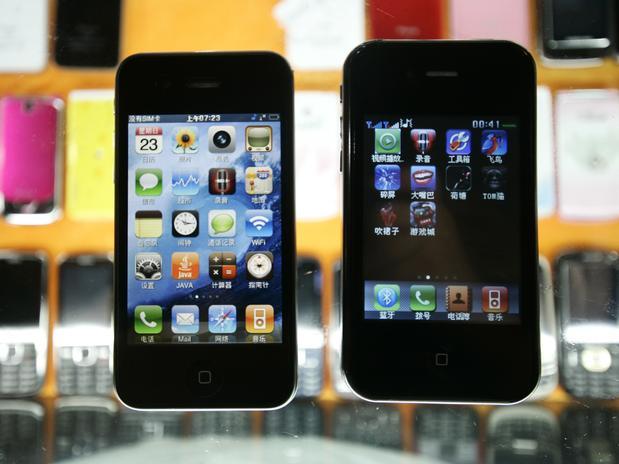 smartphone telefono falso celular
