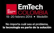 EmTech Colombia comenzó hoy mismo en Medellín