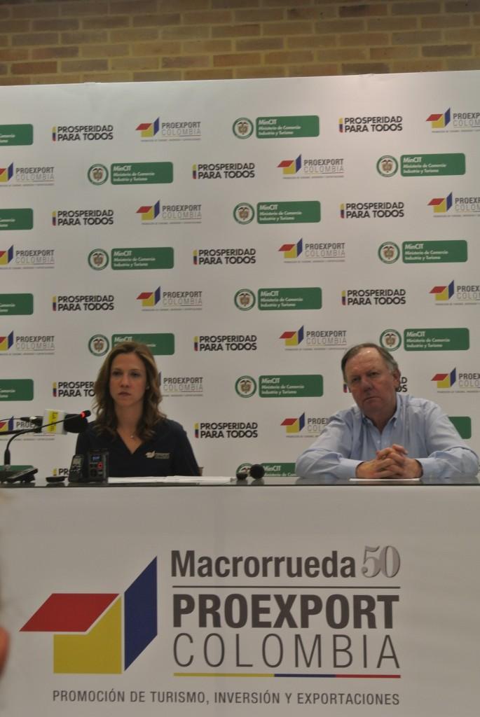 La presidenta de Proexport desvela las cifras del evento de la Macrorrueda
