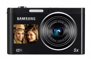 Una de las nuevas cámaras presentada en el Samsung Latin Forum, ideales apra compartir fotografías de forma instantánea en las redes sociales.