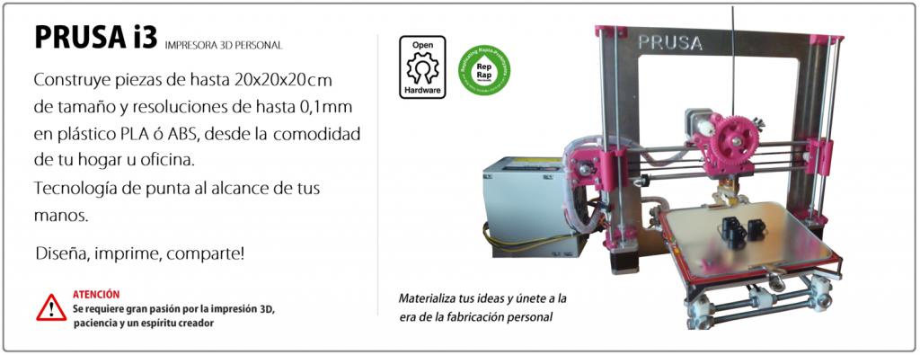 Uno de los productos estrella de Open Printer 3D