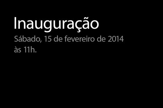 apple store brasil apertura
