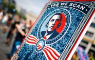 'Yes, we scan' decían algunas pancartas durante las protestas a Estados Unidos cuando se descubrió la cyber vigilancia del gobierno del país.