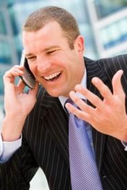 empresario-telefono telecom
