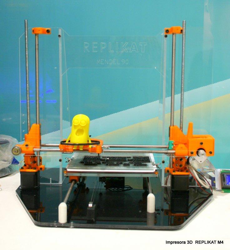Impresora 3D  Argentina REPLIKAT