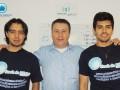 140715 Foto El equipo de InternetLedCom de Sisoft de Mexico