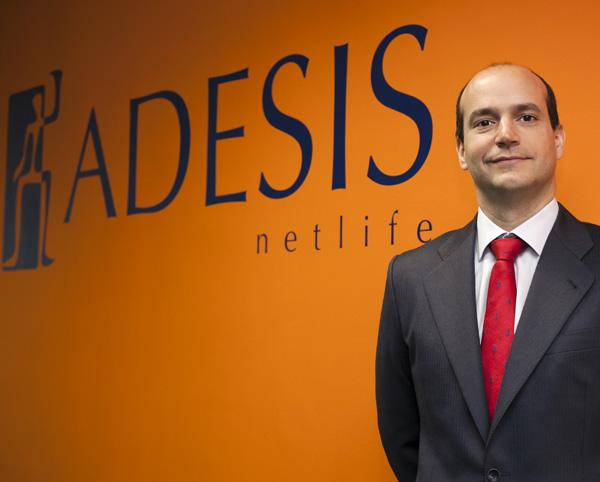 Manuel Lavín, Socio Director de Consultoría eBusiness Adesis Netlife