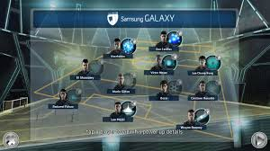 galaxy 11striker soccer