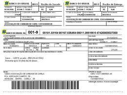 Un Boleto, una de las formas de pago más comunes de Brasil