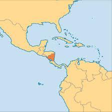 nicaragua mapa