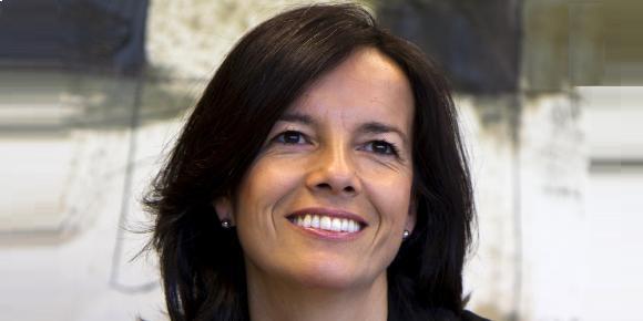 Esther Gómez, directora general de FiberNet.