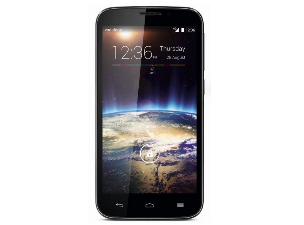 El Smart 4 Turbo, uno de los nuevos lanzamientos por parte de Vodafone.