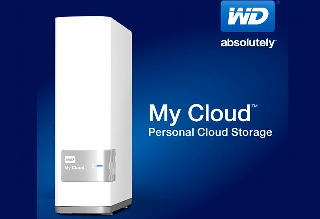 my cloud_western digital