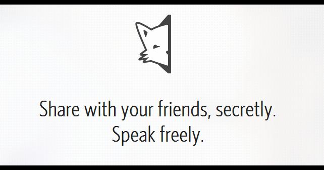 La aplicación Secret, como Cryptic, permite a los usuarios contar secretos, propios o de terceros, de forma anónima.