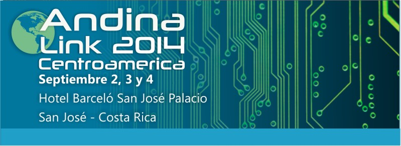 andina link centroamérica 2014