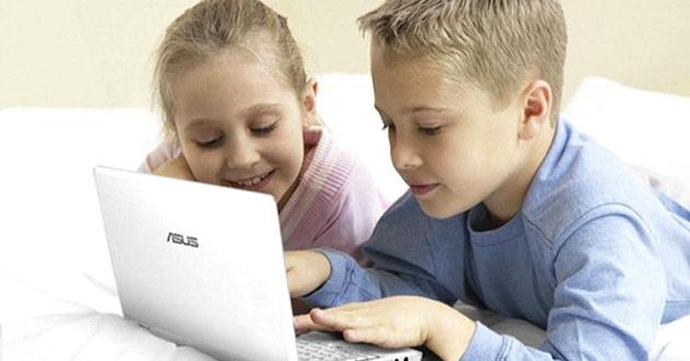 niños seguridad uso de internet