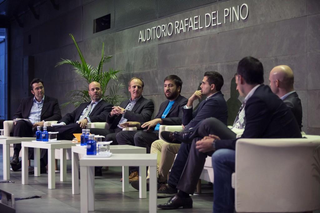 Noveno encuentro StartUp Spain que ha valorado la actuación de las startups chilenas.