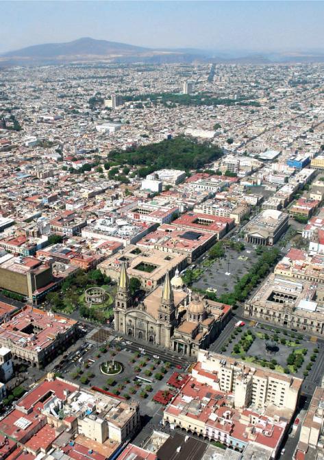 guadalajara ciudad creativa digital