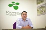 Estaban Madriñán, nuevo encargo de promocionar Zonamerica en Colombia.