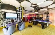 Oficinas de Google, la empresa que más llama la atención entre los usuarios de LinkedIn.