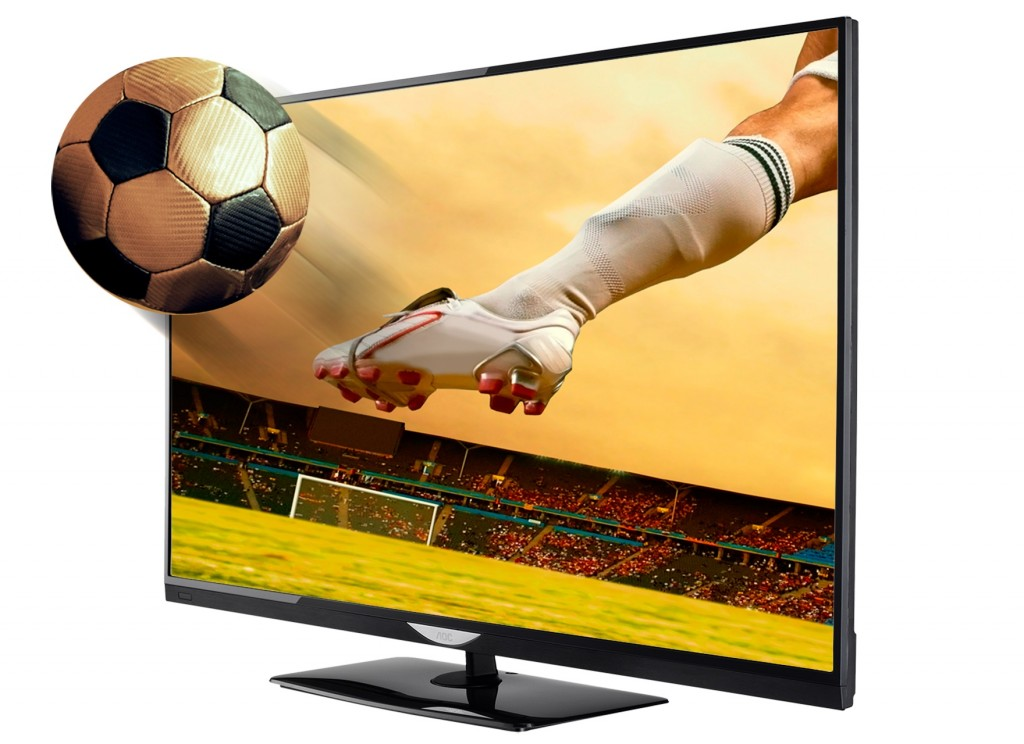 Smart TV AOC LED50D7840