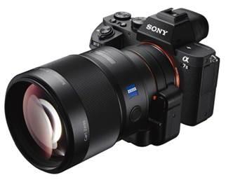 α7 II (ILCE-7M2) cámara sony
