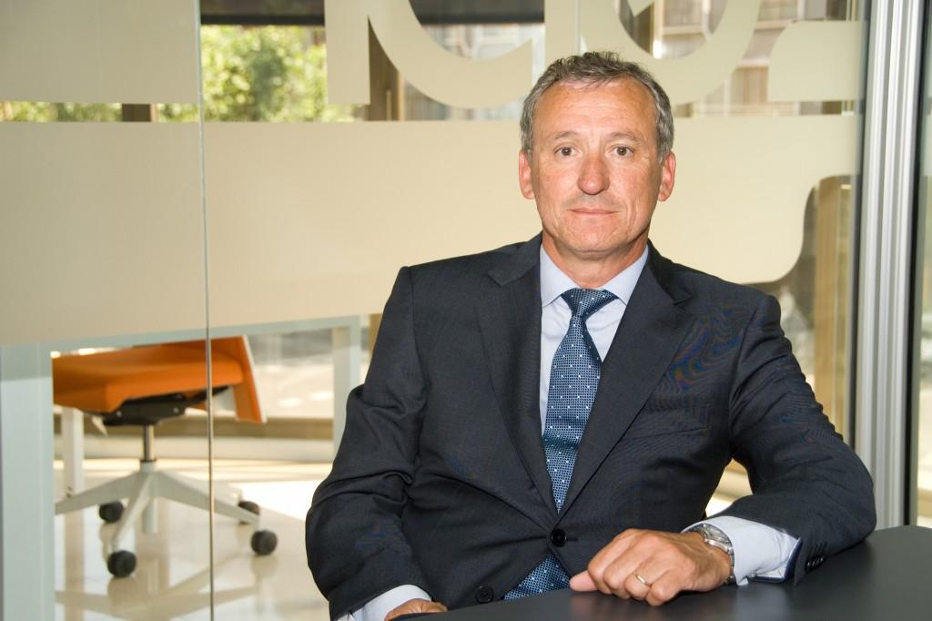 Ginés Alarcçón, presidente de Nae, que ha hablado con SiliconWeek sobre el trabajo de la empresa en Colombia.