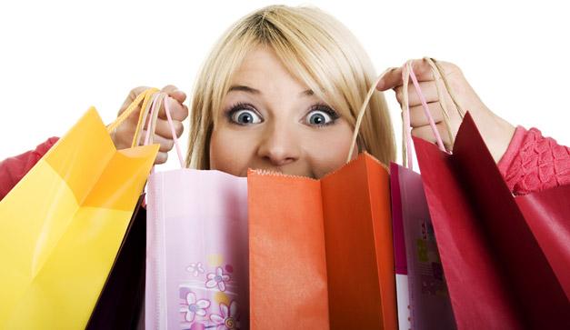 shopping compras consumo
