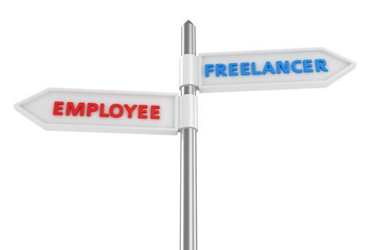 empleados freelance
