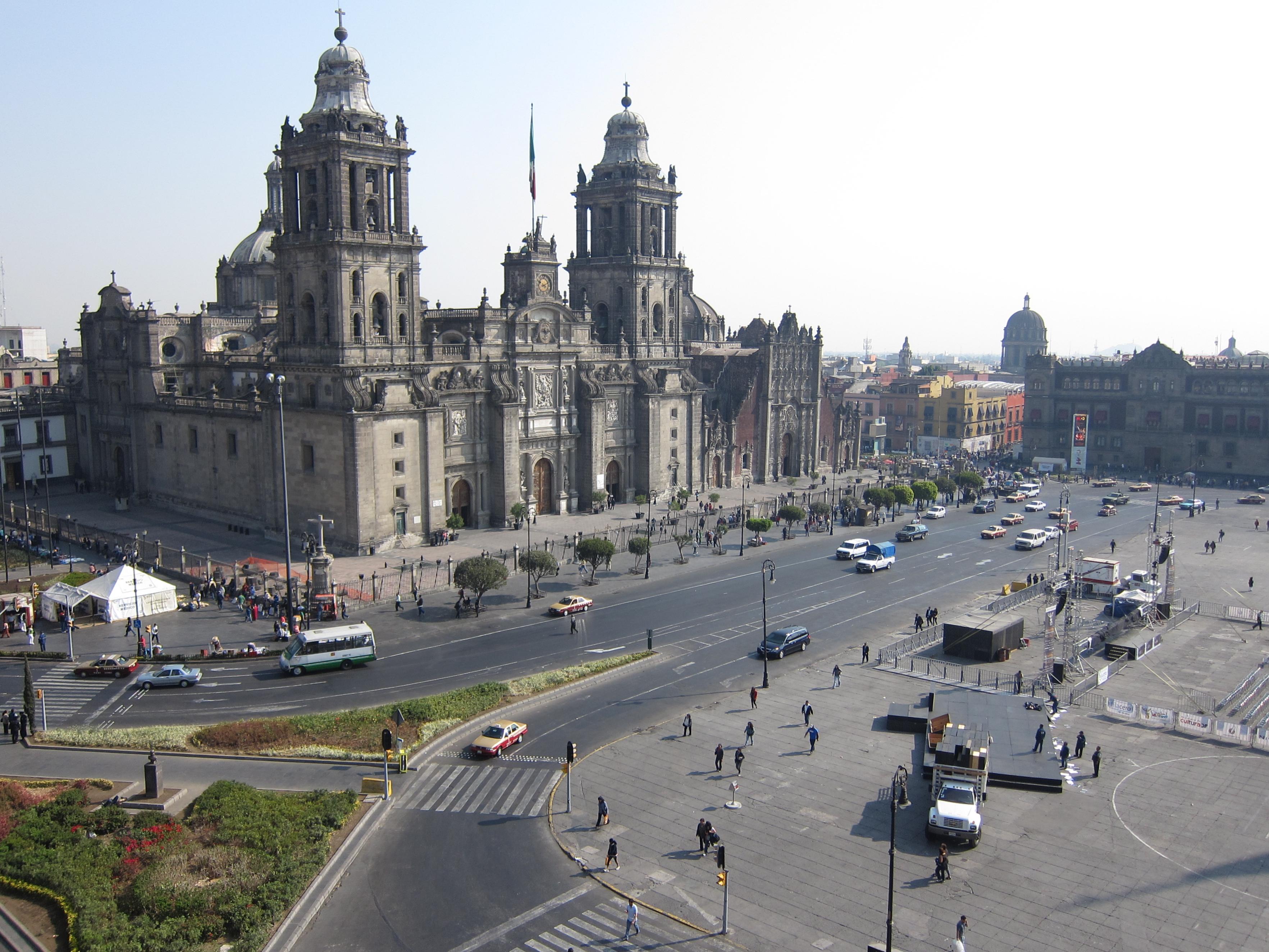 El estudio destaca de la Ciudad de México su historia y cultura.