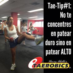 taerobics app