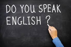 inglés hablar