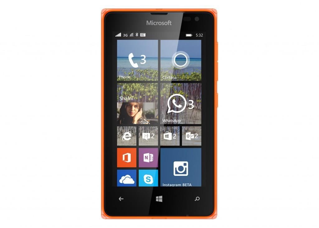 Lumia532_Front_Orange